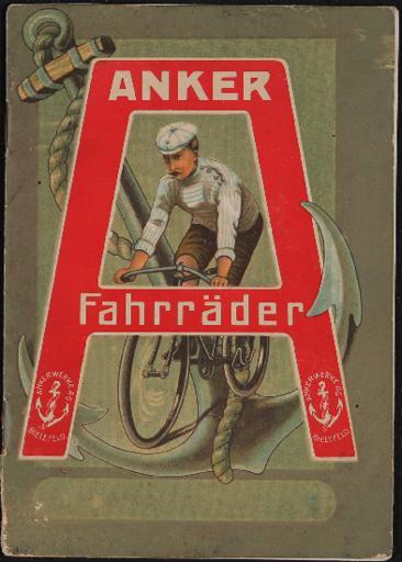 Anker Werke Kat. ca. 1916