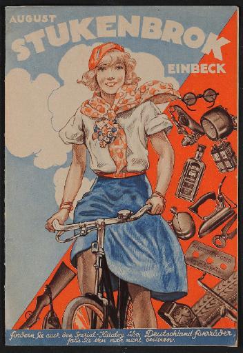 August Stukenbrok Einbeck Katalog 1934