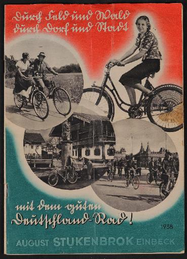 August Stukenbrok Einbeck Katalog 1938