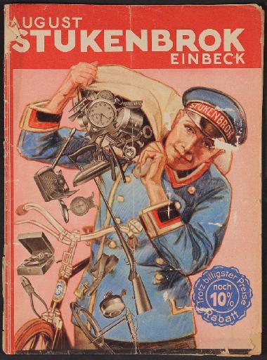 August Stukenbrok, Katalog 1932