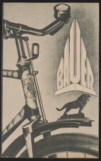 Bauer Jubiläumsrad 1936