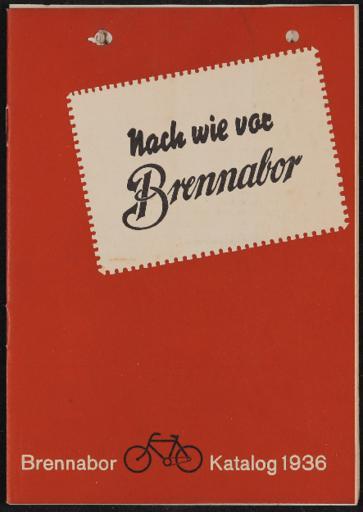 Brennabor Katalog 1936