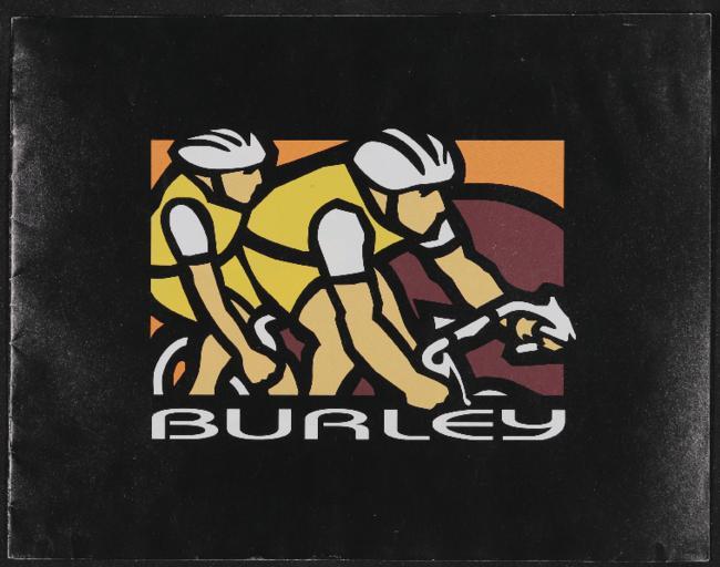 Burley Tandem Prospekt 1995