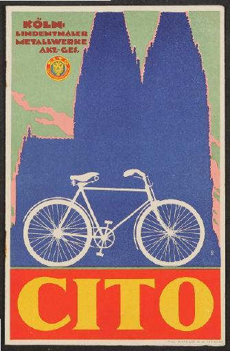 Cito, Köln-Lindenthaler Metallwerke AG, Prospekt 1920er Jahre