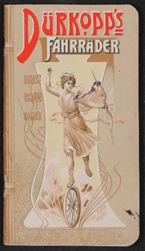 Dürkopp Fahrräder Illustrierter Katalog 1902