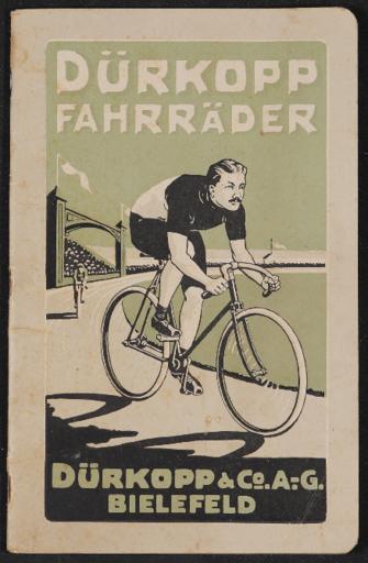 Dürkopp Fahrräder Katalog 1913