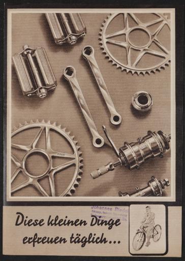 Dürkopp Prospekt 1936