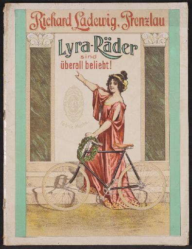 R. Ladewig, Lyra-Räder, Katalog 1904