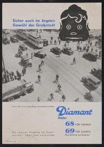 Diamant Räder Prospekt 1935