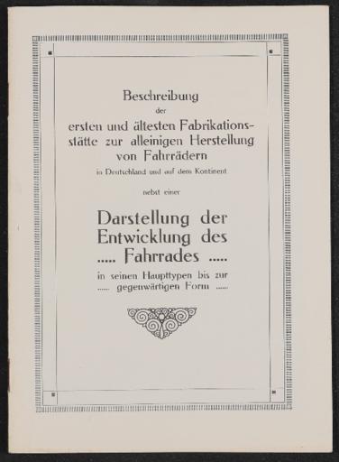 Express Fabrikhistorie 1910 Jahre