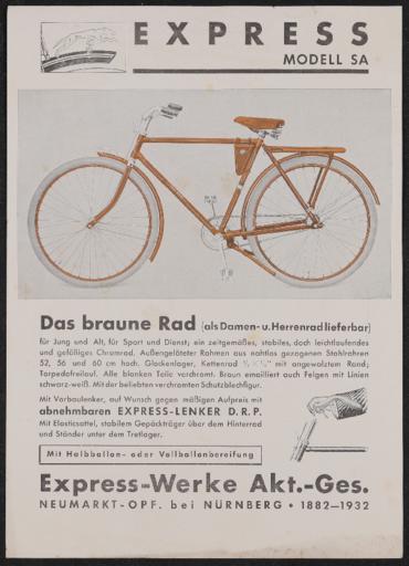 Express Modell SA 1932