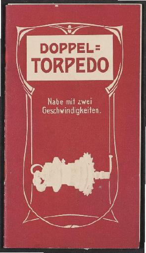 Doppel-Torpedo Prospekt 1909