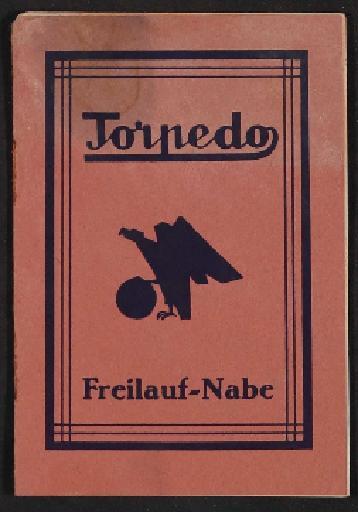 Fichtel u. Sachs Torpedo Freilauf-Nabe  Info-Broschüre 1926