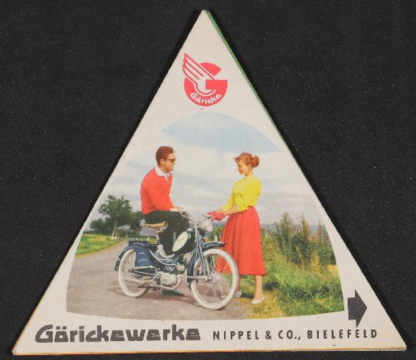 Göricke Falt-Katalog 1957