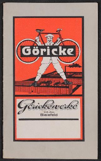 Göricke Katalog 1920er Jahre (2)