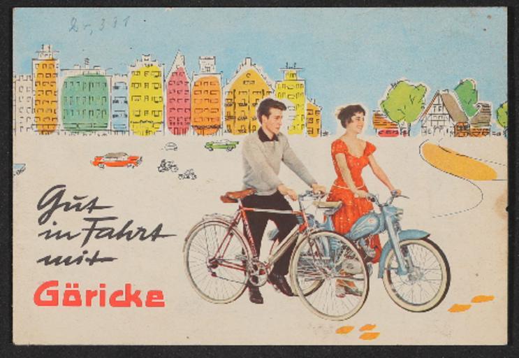 Göricke Katalog 1957