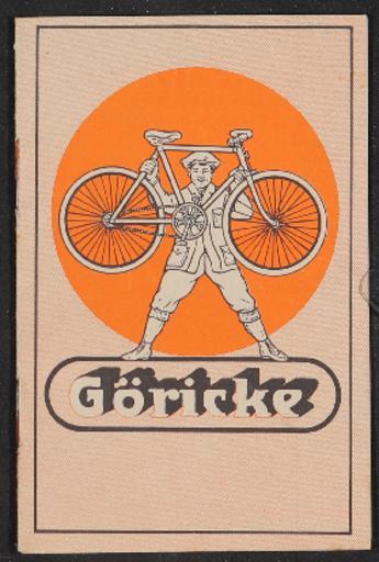 Göricke kleiner Katalog 1924