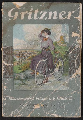 Gritzner Katalog um 1920