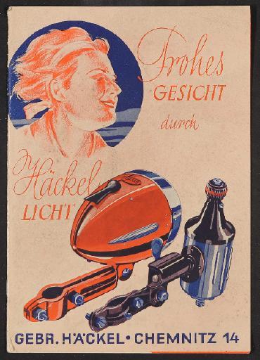 Häckel Licht, Katalog 1936