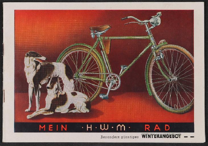 HWM Katalog 1953