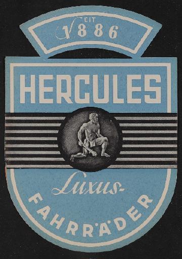 Hercules Prospekt 1930er Jahre (2)