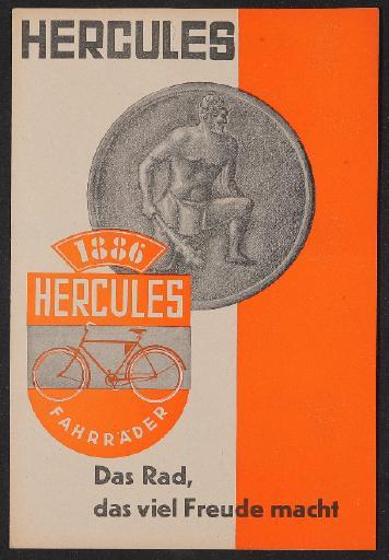 Hercules Prospekt 1930er Jahre (4)