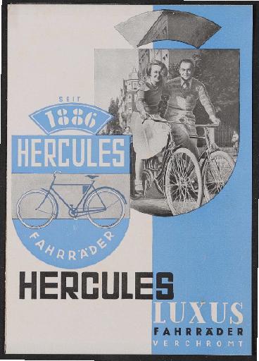 Hercules Prospekt 1930er Jahre (5)