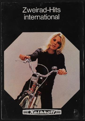 Kalkhoff Zweitrad-Hits 1970er Jahre
