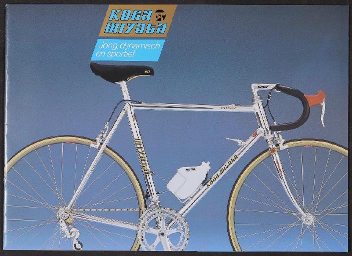 Koga Miyata (NL) Katalog  1980er Jahre