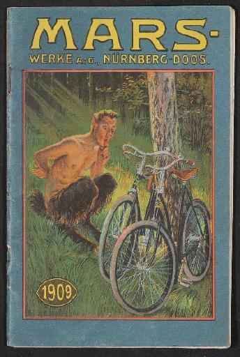 Mars Fahrräder Katalog 1909