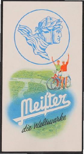 Meister Faltblatt 1950er Jahre (2)