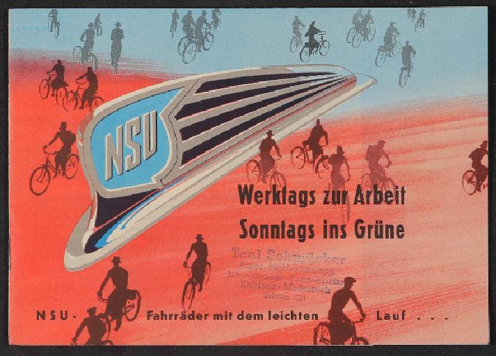NSU Prospekt 1950er Jahre (2)