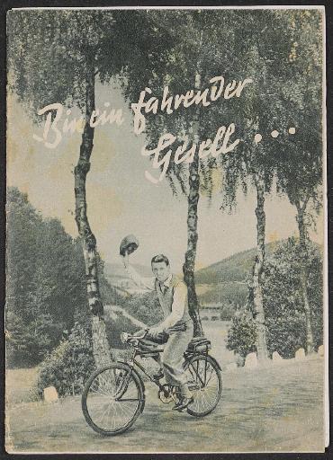 Osning Fahrrad Katakog 1939