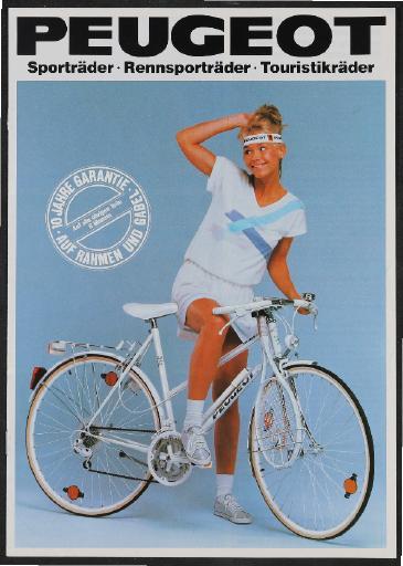 Peugeot Prospekt 1987