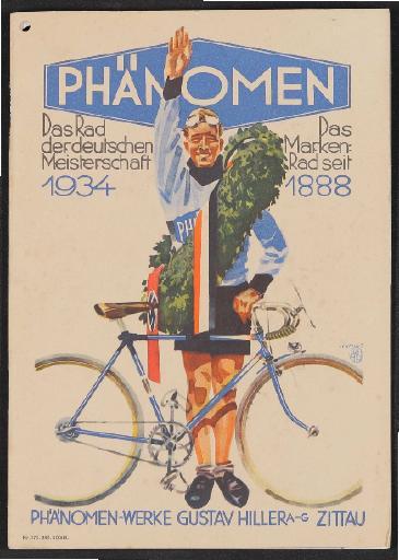 Phänomen Katalog 1934