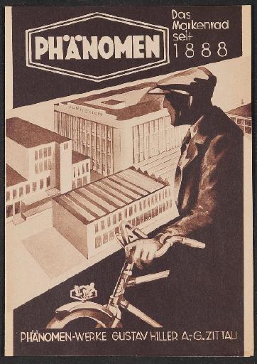 Phänomen Prospekt 1937