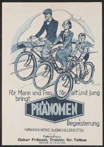 Phänomen Werbeblatt 1936 (2)