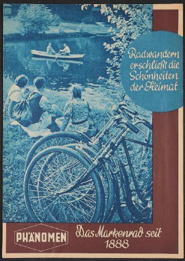 Phänomen Werbeblatt 1939