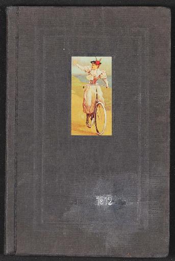 Presto Fahrräder Katalog 1912