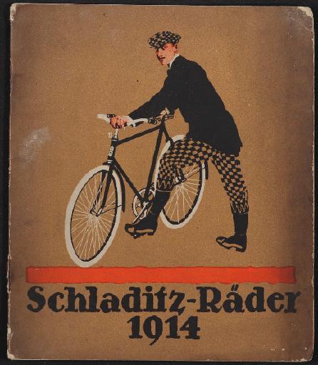 Schladitz-Räder, Prospekt, 1914
