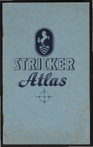 E.u.P. Stricker Fahrradfabrik Atlas Deutschland 1950er Jahre