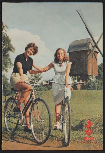 Stricker Katalog  1952