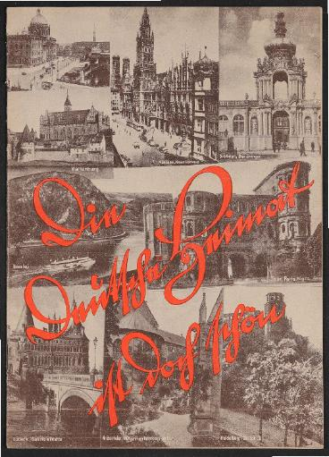 Stricker Katalog 1930er Jahre
