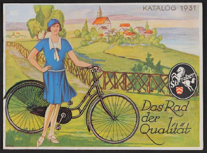 Stricker Katalog 1931
