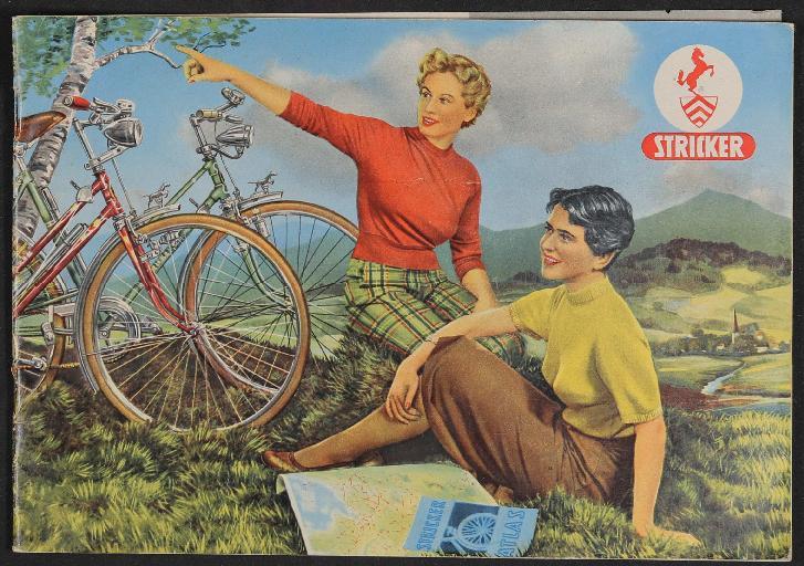 Stricker Katalog 1954