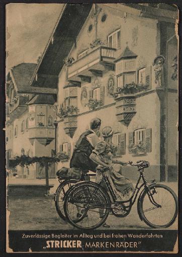 Stricker, Katalog 1950er Jahre