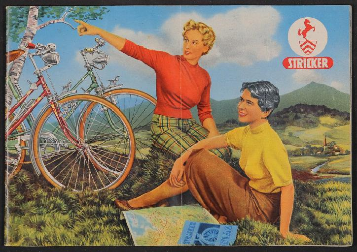 Stricker, Katalog 1955