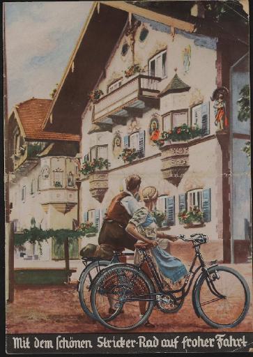Stricker, Katalog, 1939