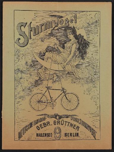 Sturmvogel, Katalog, 1908