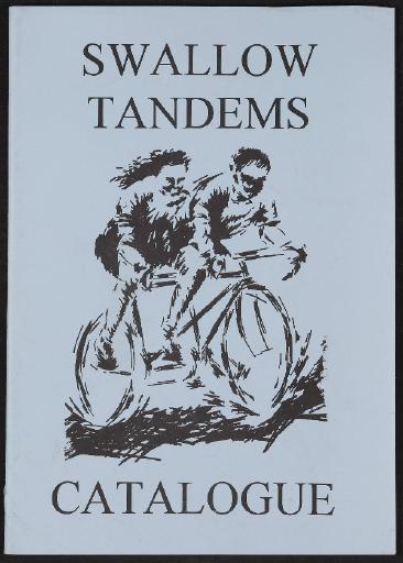 Swallow Tandem (GB) Katalog 2000